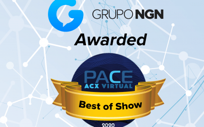 Grupo NGN Awarded Best In Show at PACE Virtual 2020